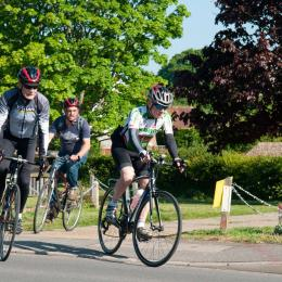 cycle one hundred miles